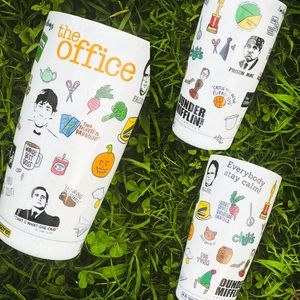 The Office tumbler